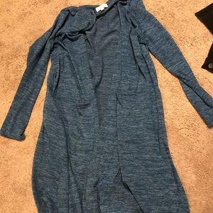 Large Sweater Material LulaRoe Sarah